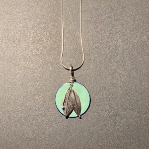Pale Green Pendant
